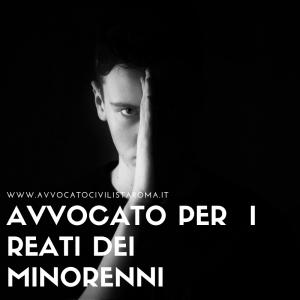 avvocato minorenni roma