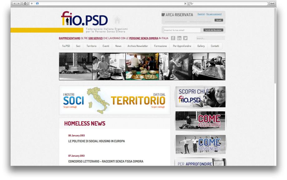 Eletti i nuovi organi della FIOPSD. Avvocato di strada nel consiglio direttivo