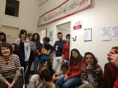 Incontro con i volontari bolognesi di Avvocato di strada
