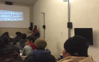 Ravenna. Un corso d'arte in biblioteca per le persone senza dimora