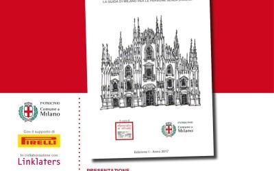 """""""Dove andare per…Milano"""", la guida per le persone senza dimora, I Edizione"""