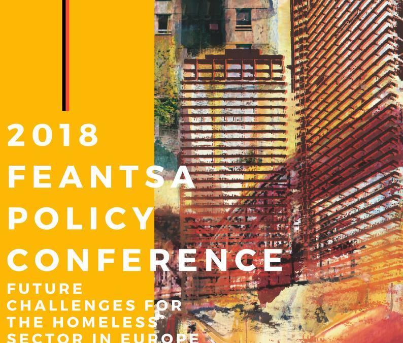 Berlino, Feantsa Policy Conference 2018