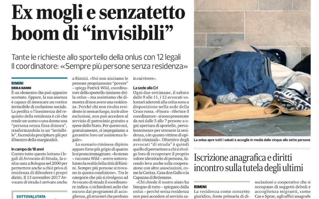 Oggi sul Corriere di Romagna
