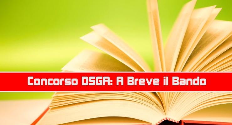 Ricorso al Tar del Lazio per accedere al concorso DSGA
