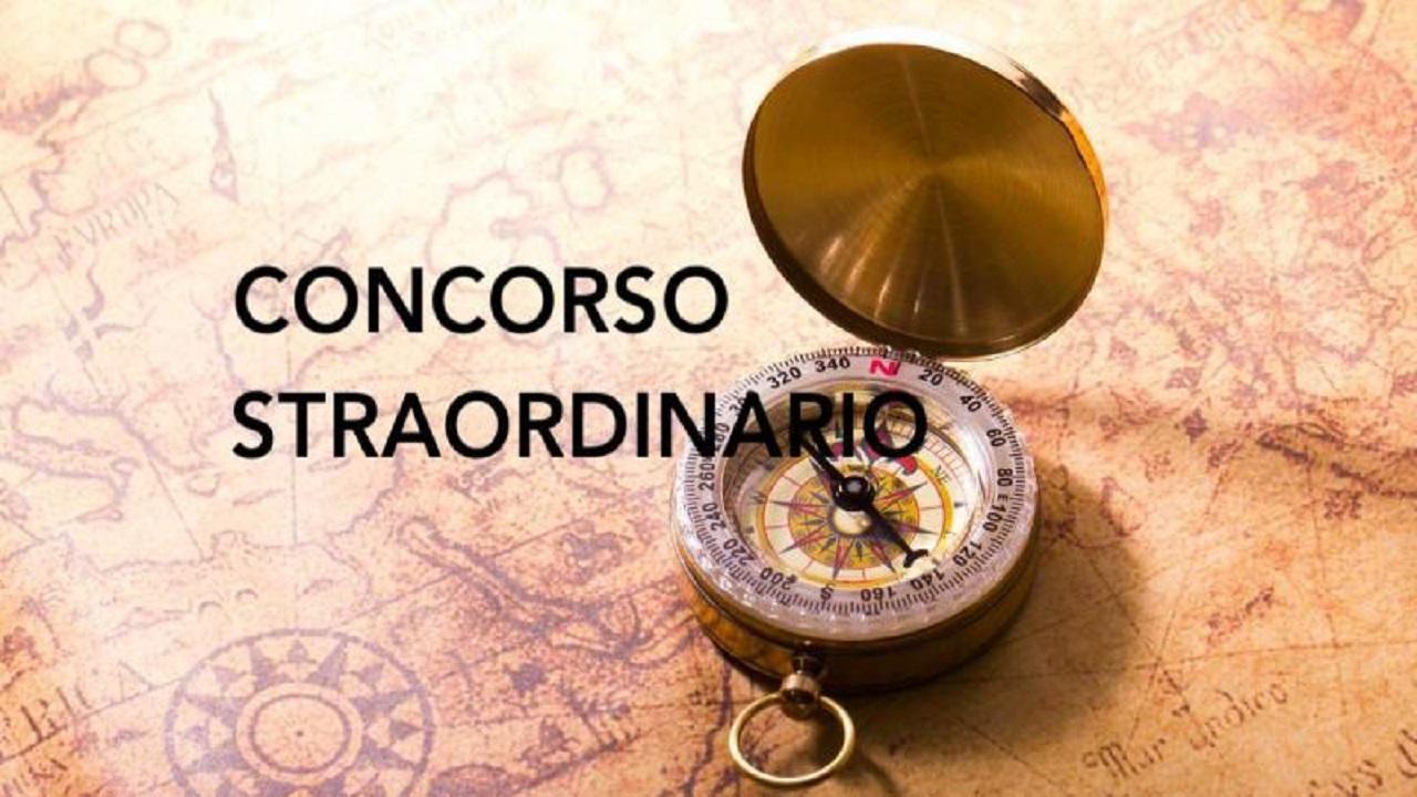 CONCORSO STRAORDINARIO 2020 – MANCATO SUPERAMENTO PROVE SCRITTE –  SOGLIA 56/80