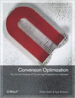 conversion optimization book by Khalid Saleh