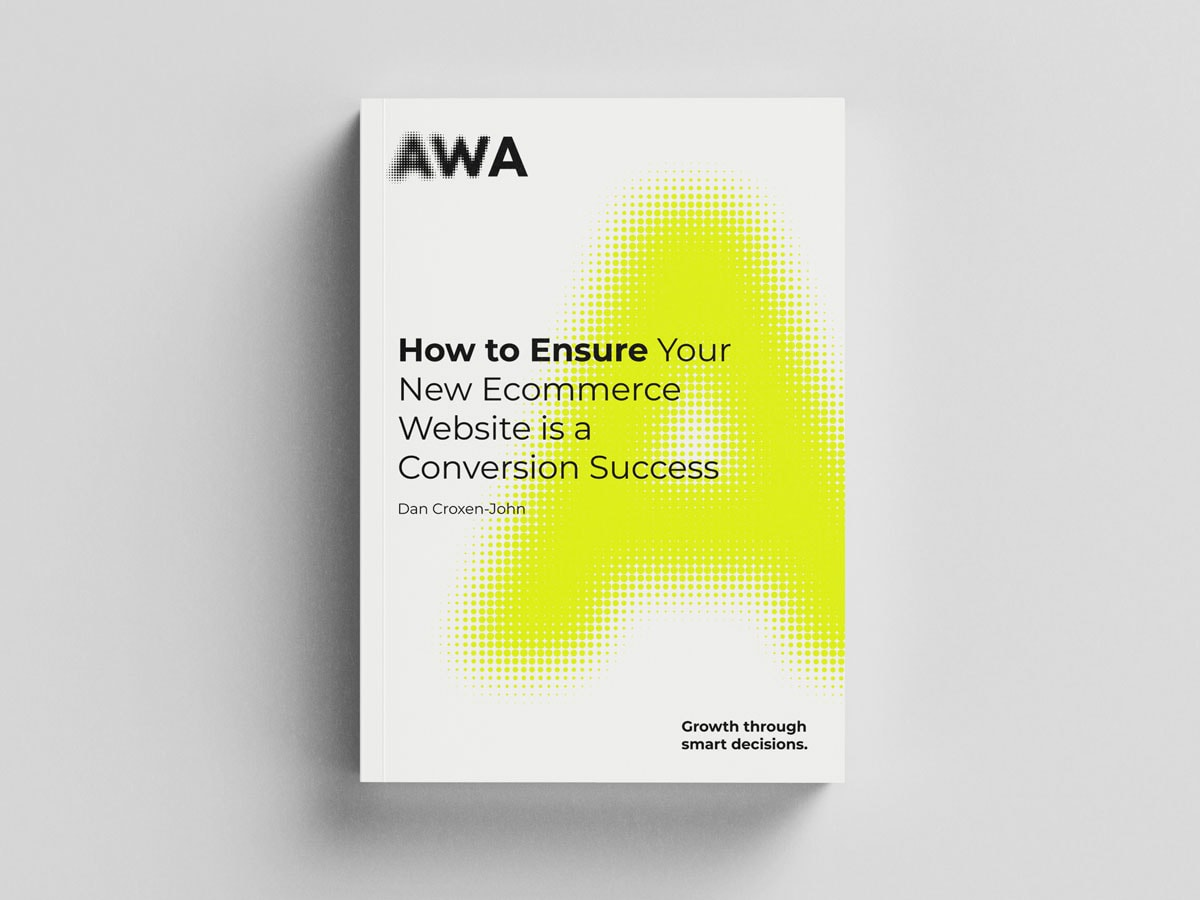 How to Ensure Your New Ecommerce Website is a Conversion Success