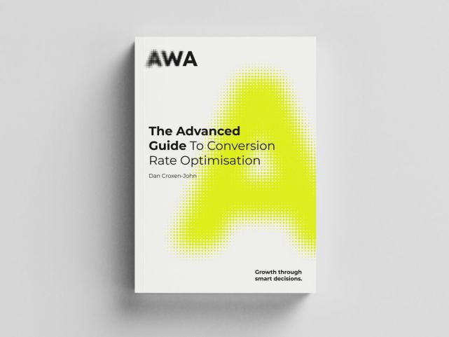 The Advanced Guide To Conversion Rate Optimisation