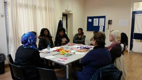 nhs community health trainers