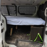 Renault Trafic Configuration For A Family Of 4 Part 2 3 Awaiting Outdoors
