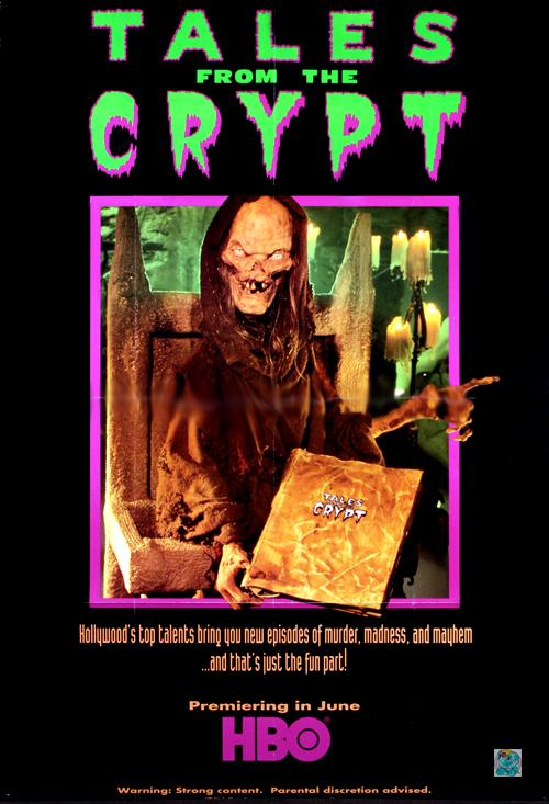 Image result for hbo tales from the crypt