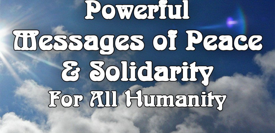 Powerful Quotes For Peace And Solidarity Found In Major Religions