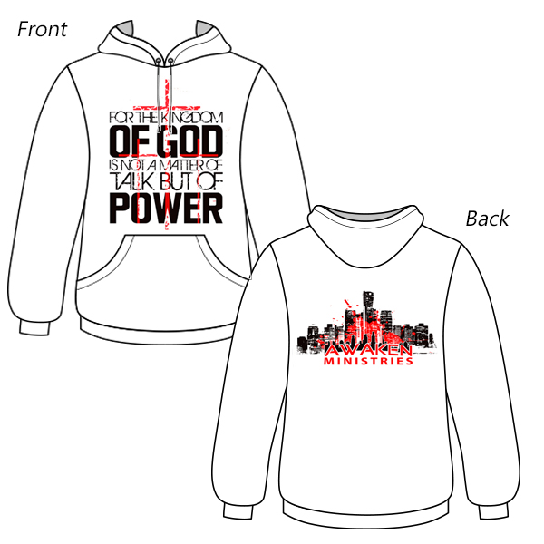 For the Kingdom of God Hoodie