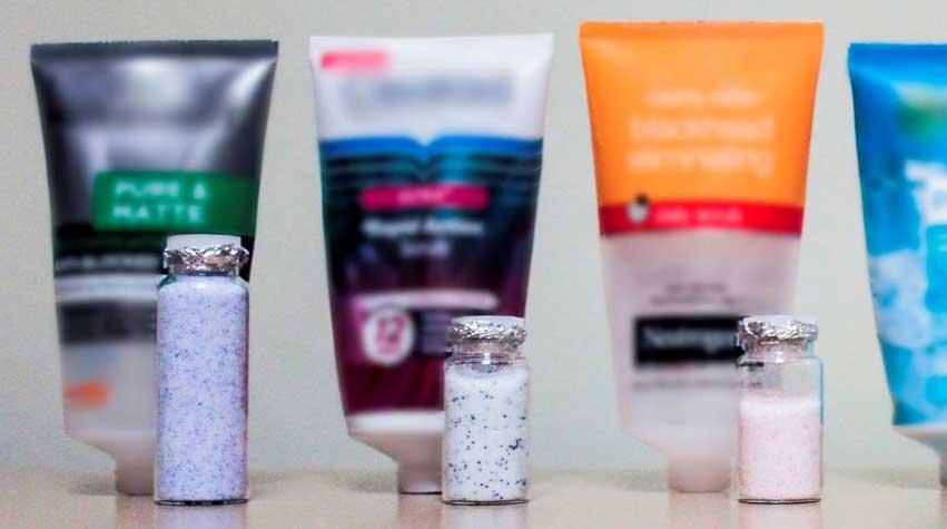 Ban on Microbeads in Beauty and Cosmetic Products in the UK. Time's Up on Microbeads. UK Ban on Microbeads. Alternatives to Microbeads. Plastic Microbeads. By Awake Organics UK.