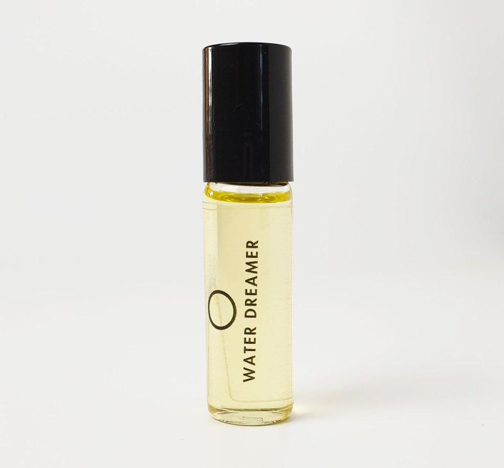 Natural Perfume Oils | Vegan Fragrance rollerball | water dreamer | Awake Organics