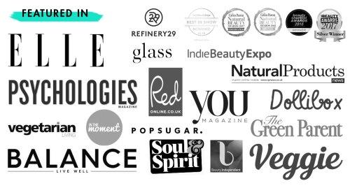 awake organics | natural organic skin care | vegan perfume oil | natural deodorant | UK beauty brand | press and awards | main image