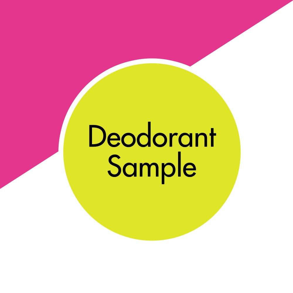 Aura clean | natural deodorant UK | cruelty free | aluminium free deodorant | paraben free | awake organics | natural skin care brand UK | sample image