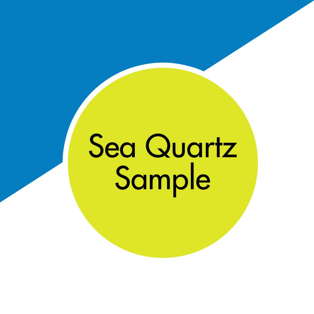 Sea Quartz | Natural face scrub | cleanser | clear quartz crystal gemstone | exfoliating facial | vegan face wash | UK | cruelty free | paraben free | awake organics | natural skin care brand UK | sample image