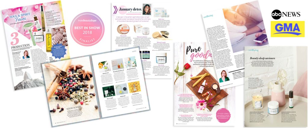 Awake Organics | Natural Beauty Brand UK | Press | January 2019