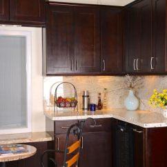 Antique White Kitchen Cabinets Chair Cushions Target Espresso Shaker | Salt Lake City, Utah Awa
