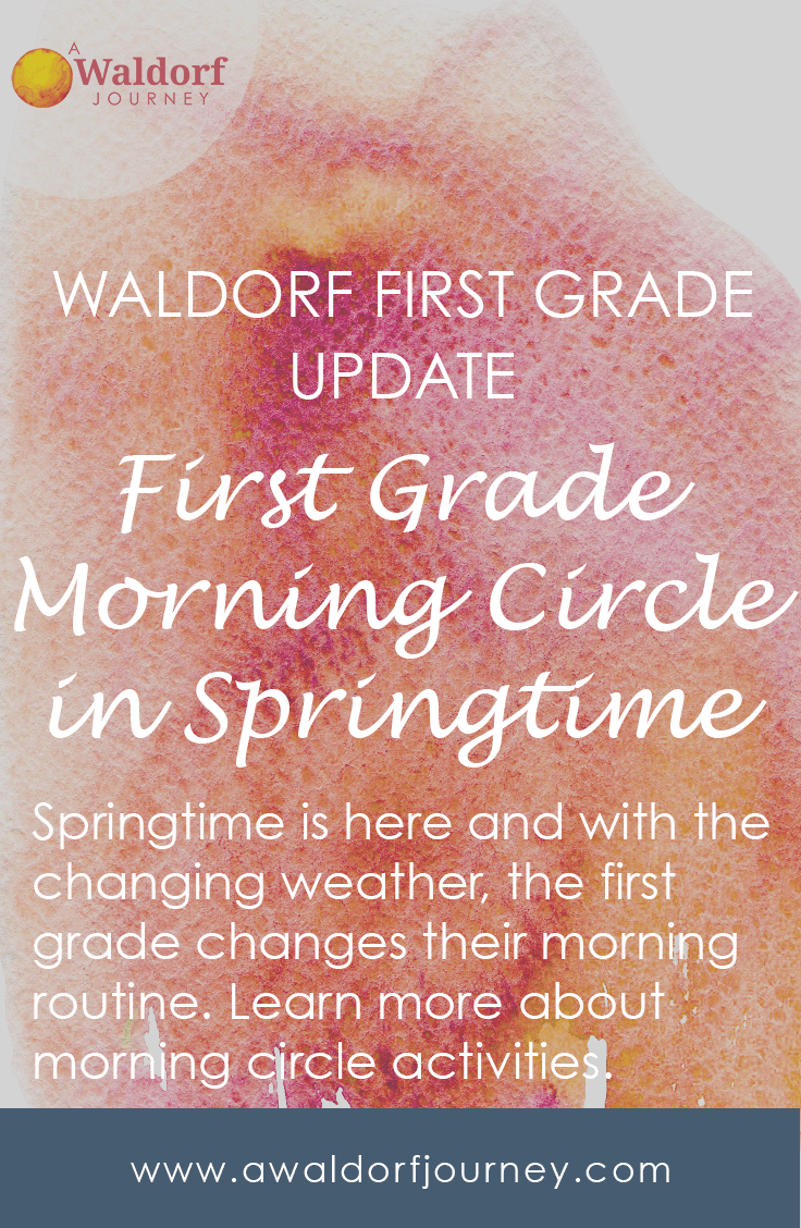 Astounding Waldorf First Grade Springtime And Circle Thoughts A Uwap Interior Chair Design Uwaporg