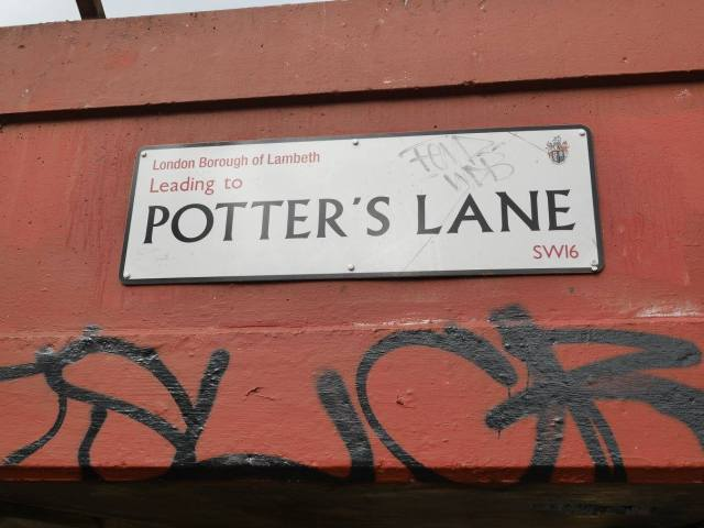 Potters lane - watch out for dementors!