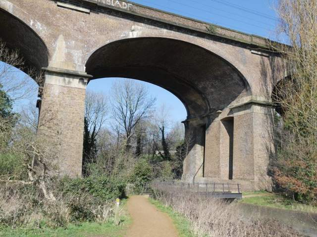 The Warncliffe Viaduct