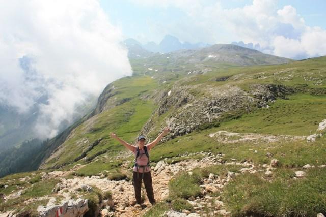 On the Amaaaazing Mt Schlen / Sciliar
