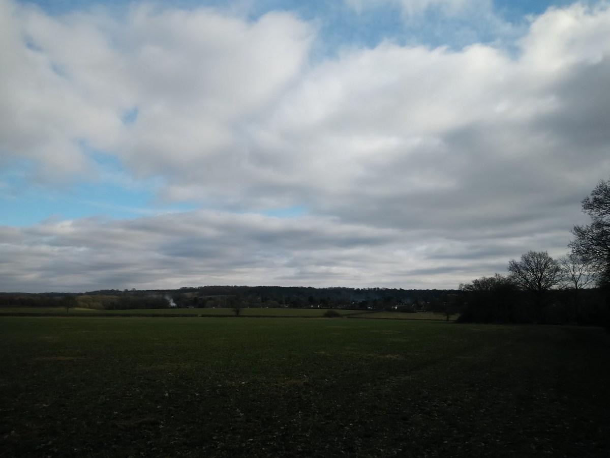 The last few fields