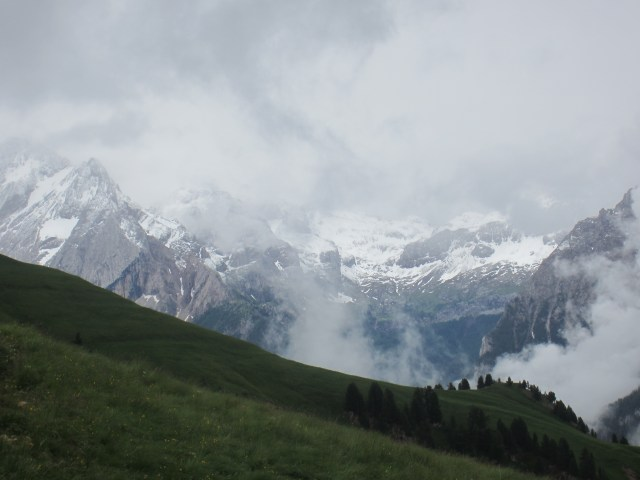 Misty Dolomites