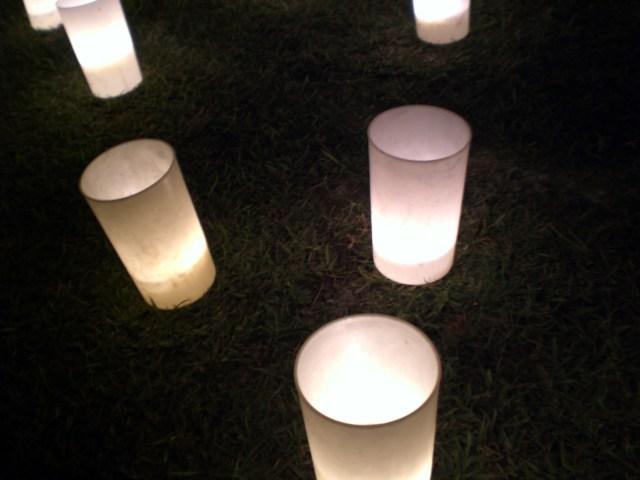 Candles at Tokae