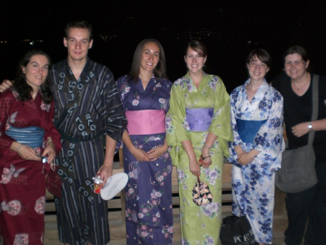 Tennille, Oli-chan, Keng, me and Brenna