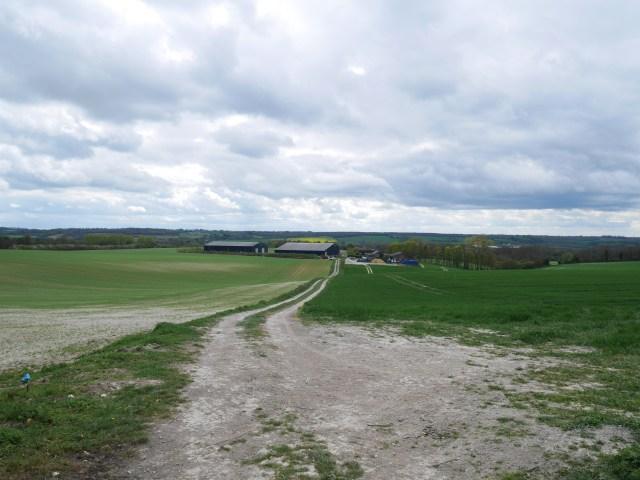 Kentish farm