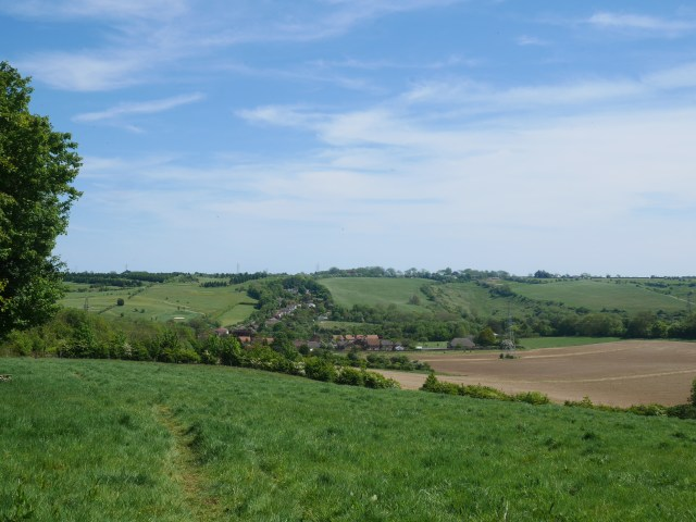 Etchinghill village