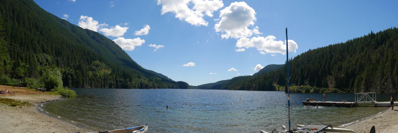 Gorgeous Buntzen Lake