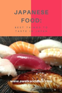 Japanese Food - Everything you might want to try in Japan