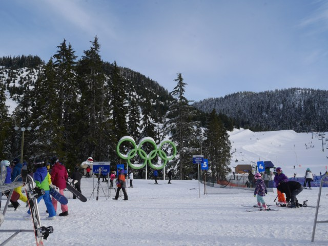 Olympics on Cypress Mountain