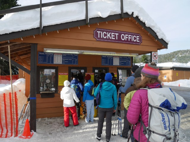 Ticket office for the Nordic area