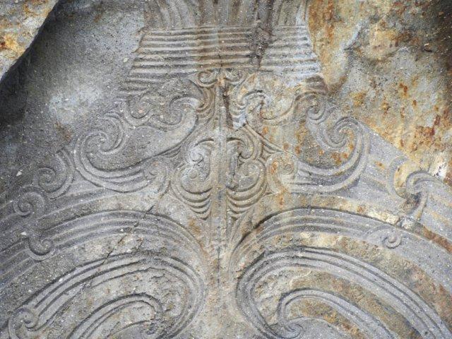 Marori Carvings near Lake Taupo top