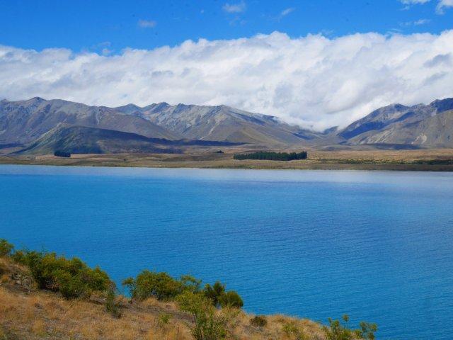 Lovely lake tekapo