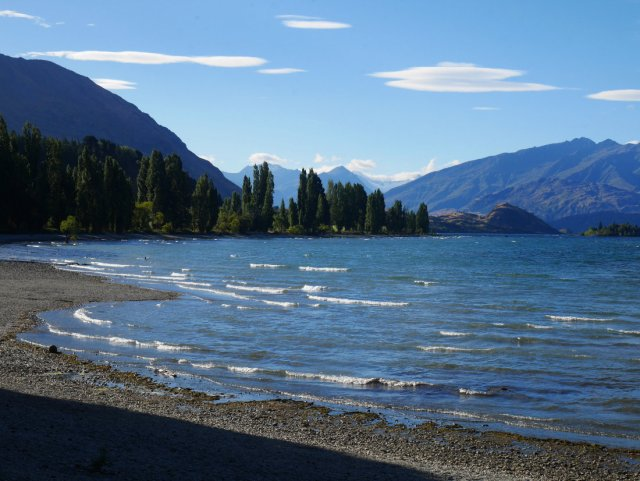 How pretty is Lake Wanaka