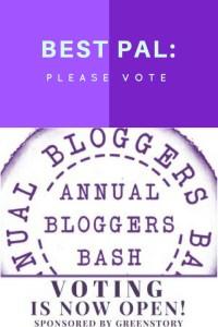 Annual Bloggers Bash vote
