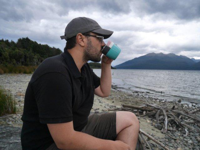 Fiordland Lodge view