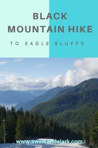 Black Mountain hike to Eagle Bluffs