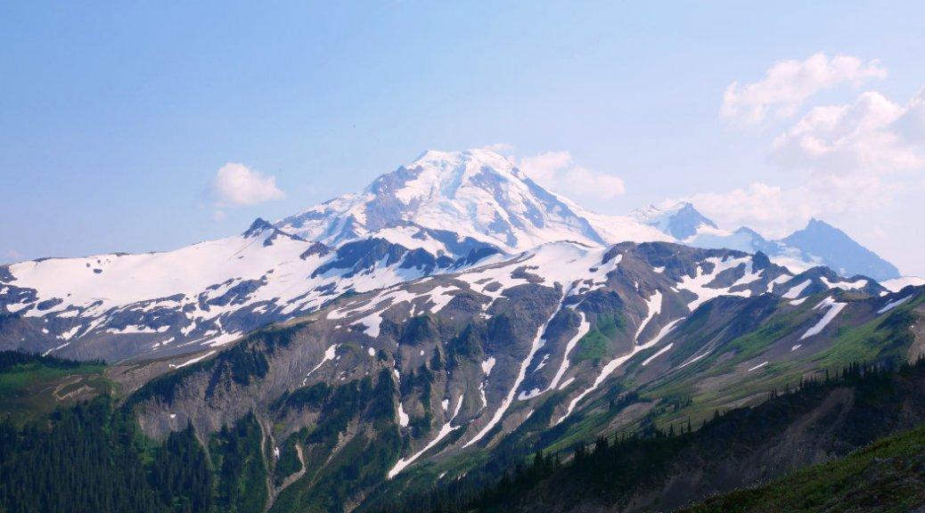 Mount Baker views