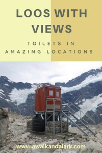 Loos with Views - Toilets in amazing locations