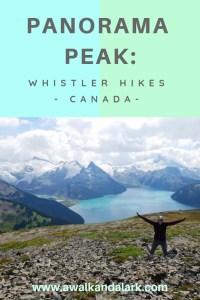 Panorama Peak - Whistler Hikes