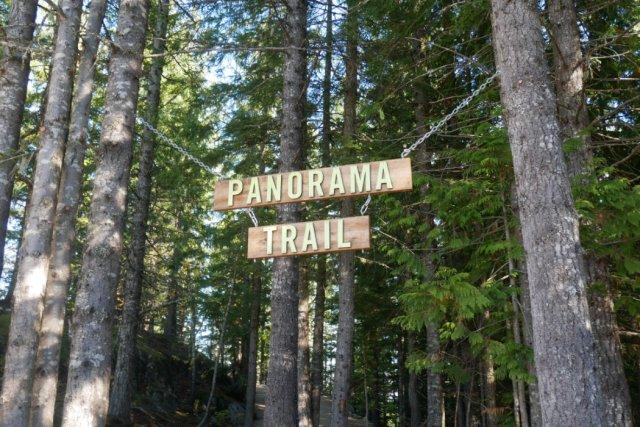 Panorama trail