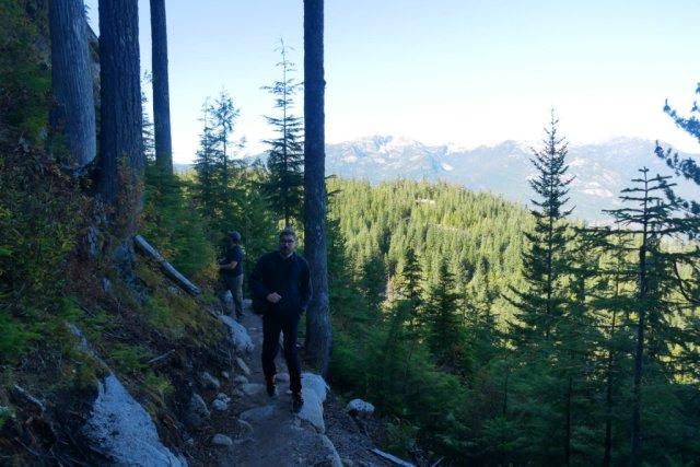 Al's Habrich ridge trail