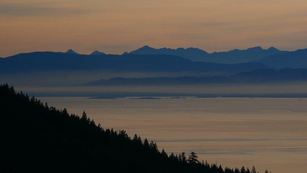 Mount Daniel view